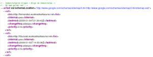 Listado de blogs automatizado